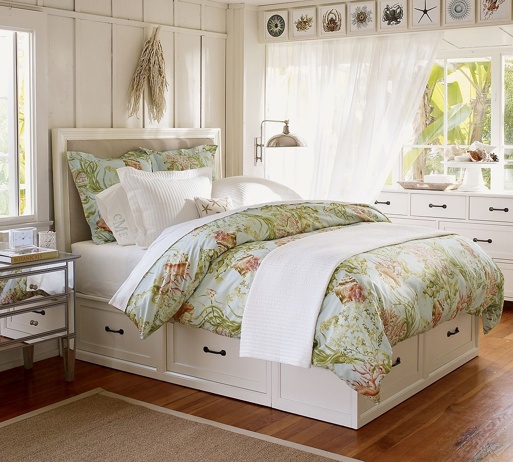 the storage bed is the best option for your bedroom interior
