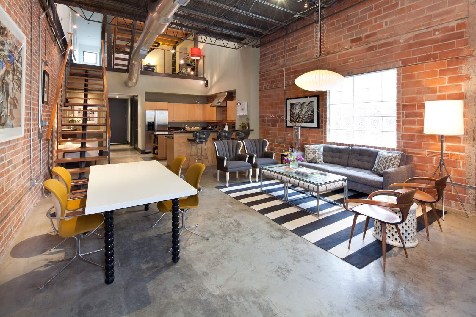 Industrial Living Room Decor Industrial Living Room Ideas Interior Design Ideas And Photos